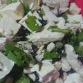 スーパー糖質制限食(糖質量1日60g以下) 豆腐昆布サラダ