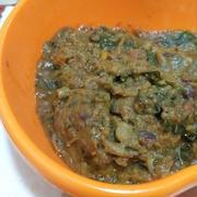 いつか作った、緑豆のビーガンスープ♡(=^・^=)♪