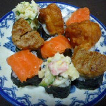 ひとくち寿司