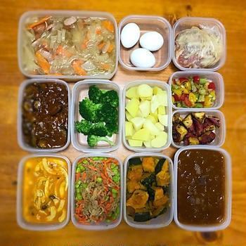 11月6日 作り置き 常備菜〜レンジとフライパンで簡単大学いもレシピ〜