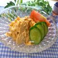 スパイスアンバサダー♪レンジで簡単!GABANパプリカ<パウダー>のチキンサラダ