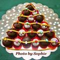 クリスマス・キャンディーボール・ツリーのレシピ