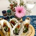 レンチンで♡牡蠣の蒸し焼き【 時短・簡単・おもてなし】