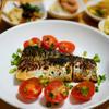鯖の大粗ブラックペパーソテー