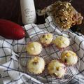 蒸し器不要で20分で完成!!優しい甘さのさつまいも蒸しパン♡ と 日曜日と決定しました!