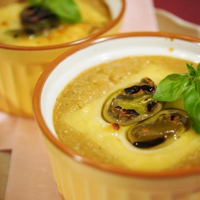 【納豆と大根のスープリゾット風♪】素朴な味わいが嬉しいんです♪