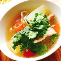 豚肉と冬瓜のスープ煮