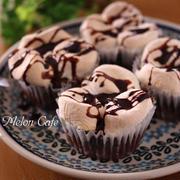 クックパッド「2月5日のおすすめ」ピックアップレシピ掲載&「クックパッド料理動画」ありがとうございます!☆HMで作るスモアの簡単チョコレートケーキ♪