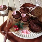 フォンダンショコラカップケーキ♡〜バレンタインに〜切なすぎるやろ!