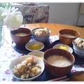 昨日のお昼ごはん。