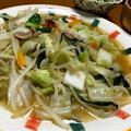 自家製野菜de八宝菜♪