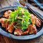 ♡皮パリチキンの中華だれ♡【#簡単レシピ#鶏肉#時短#フライパン】