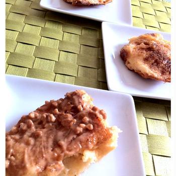フレンチトースト3種類