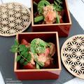 春の山菜どう食べる?<こごみとツナとトマトの和え物> by 築山紀子さん