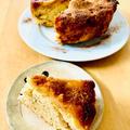 タルト・タタン風林檎ケーキ