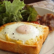 ジブリ飯の代表!「ラピュタパン」を朝食に!