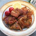 オリーブオイル大さじ2高野豆腐の衣で鶏胸肉の唐揚げ(ダイエット)
