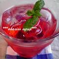 保存食ー赤紫蘇ジュース。