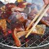 カツオの焙り焼き