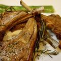 ラムチョップ美味しく食べたいならフライパンとオーブンの使い分けGarlic Rosemary Marinated Lamb Chop