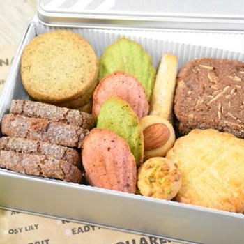 【ケーキ教室】プティ・フール・セック