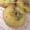 米粉を使ったシナモン・バナナマフィン
