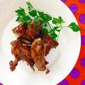 ジューシースペアリブ♪漬け込んで焼くだけ簡単BBQレシピ@アウトドア料理 by みぃさん