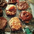 ♡カカオ70チョコde作る♪男前チョコレートクッキーの作り方♡【基本材料2つ*簡単*おもてなし】 by yumi♪さん