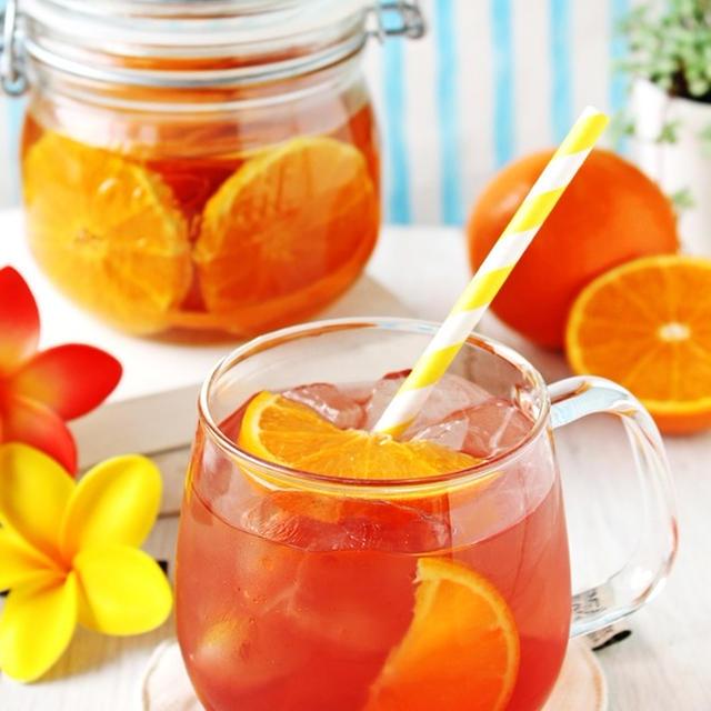 オレンジフルブラ サングリア風