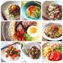 これからの季節に食べたい*素麺の厳選レシピ8品まとめました*と、素麺のゴマだれと中華だれ
