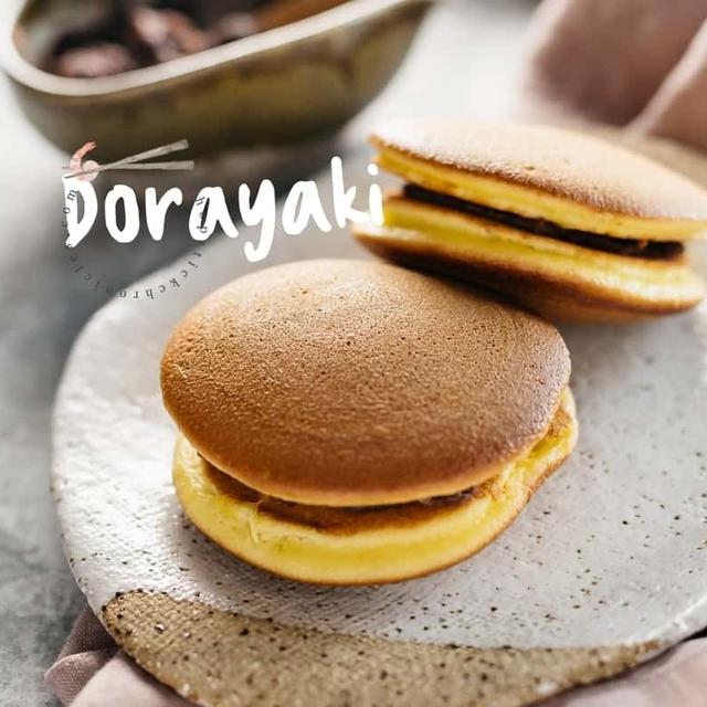 Dorayaki どら焼き