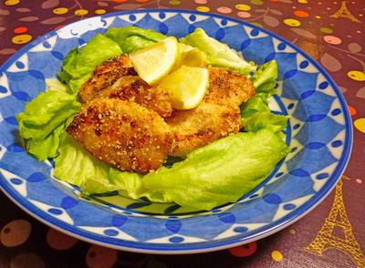 しっとり美味しい鶏のスパイスソテー
