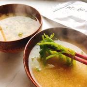 【レシピ動画】刻んですぐ!生めかぶのお味噌汁