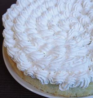 これもマロンケーキ!?マロンペーストいらずの簡単マロンケーキ♪