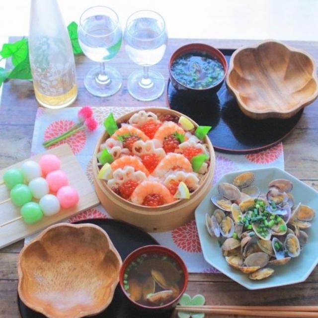 献立 ひな祭り 【ひな祭りの献立】おもてなし料理や幼児向け、節約レシピが満載♪簡単に作れて美味しい献立案を紹介