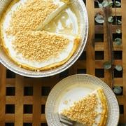 2つの味を楽しめる!「ダブルチーズケーキ」にチャレンジ