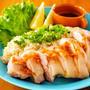 クックパッド健康レシピ!レンジ3分シンガポールチキンライス