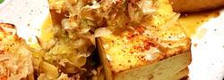 21時以降の夜食に!フライパン1つで「厚揚げステーキ」レシピ5選