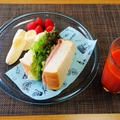 大阪応援企画おおさかもん☆ハムのサンドイッチ♪☆♪☆♪ by みなづきさん