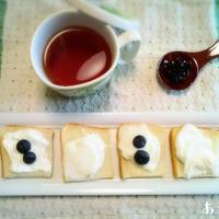リプトンとひらめき朝食2