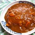 野菜スープ リメイク カレー