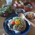 【レシピ】カレー青椒肉絲風#お弁当おかず#食欲増進#鉄分補給 …朝ごはんと二個弁〜
