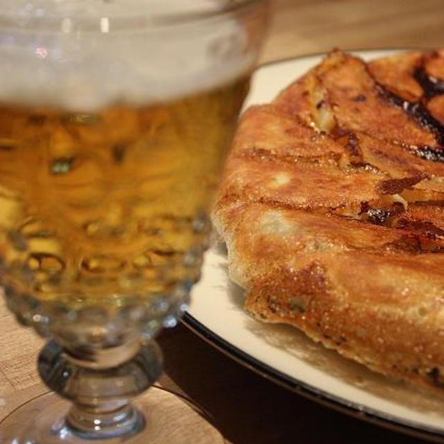 おいし~♪ビール&餃子