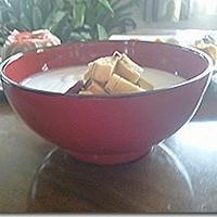生乳100%ヨーグルトと甘酒のほっこりひんやりスープ~レシピブログの「小岩井乳業の人気乳製品でつくるパーティーレシピ」 モニター参加中