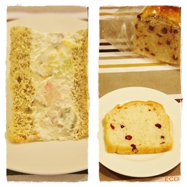 Cranberry Bread/クランベリーパン/ขนมปัง