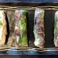 おうちごはんNo.62|ホタルイカ食べ納めの生春巻き