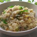 子どもも喜ぶ♪チャプチエ風炊き込みご飯 by TOMO(柴犬プリン)さん