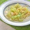 たっぷりキャベツと卵のスープ