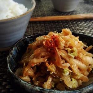 残った漬物を最後までおいしく♪「白菜漬け」の活用レシピ5選