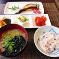 大好き銀鱈の味噌漬け☆茗荷の皮の甘酢漬けの作り方♪ by みなづきさん